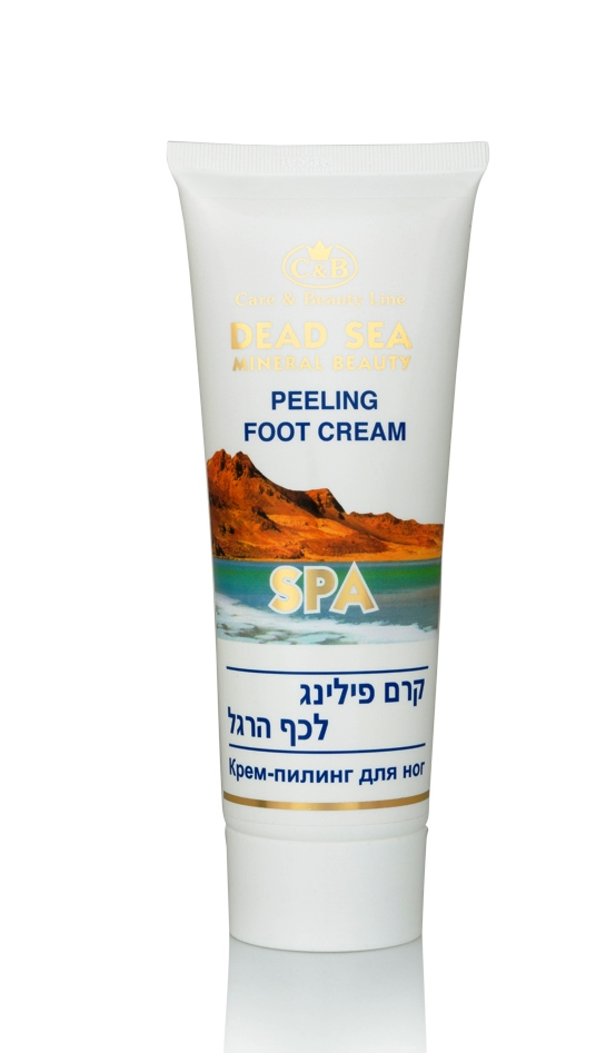 Peeling Foot Cream