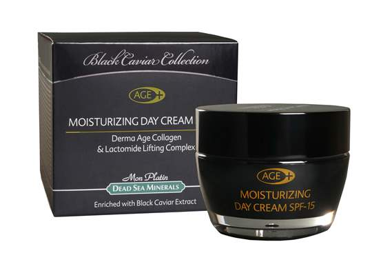BC Derma Age Collagen Moisturizing Day Cream SPF15 enriched with black caviar : image 1