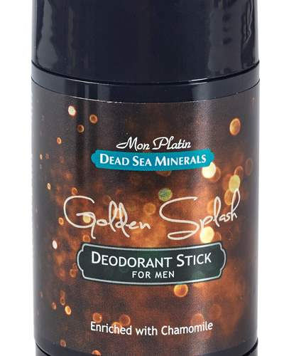 Deodorant Stick for Men Golden Splash