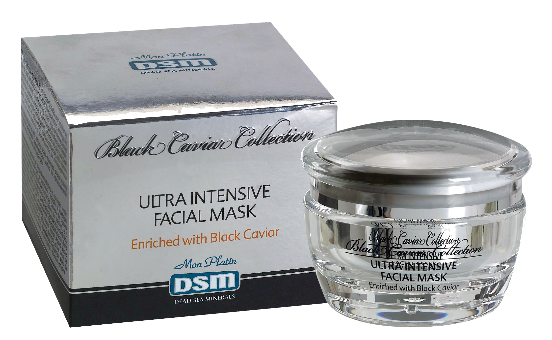 bc Utra Intencive Facial Mask Enriched with Black Caviar