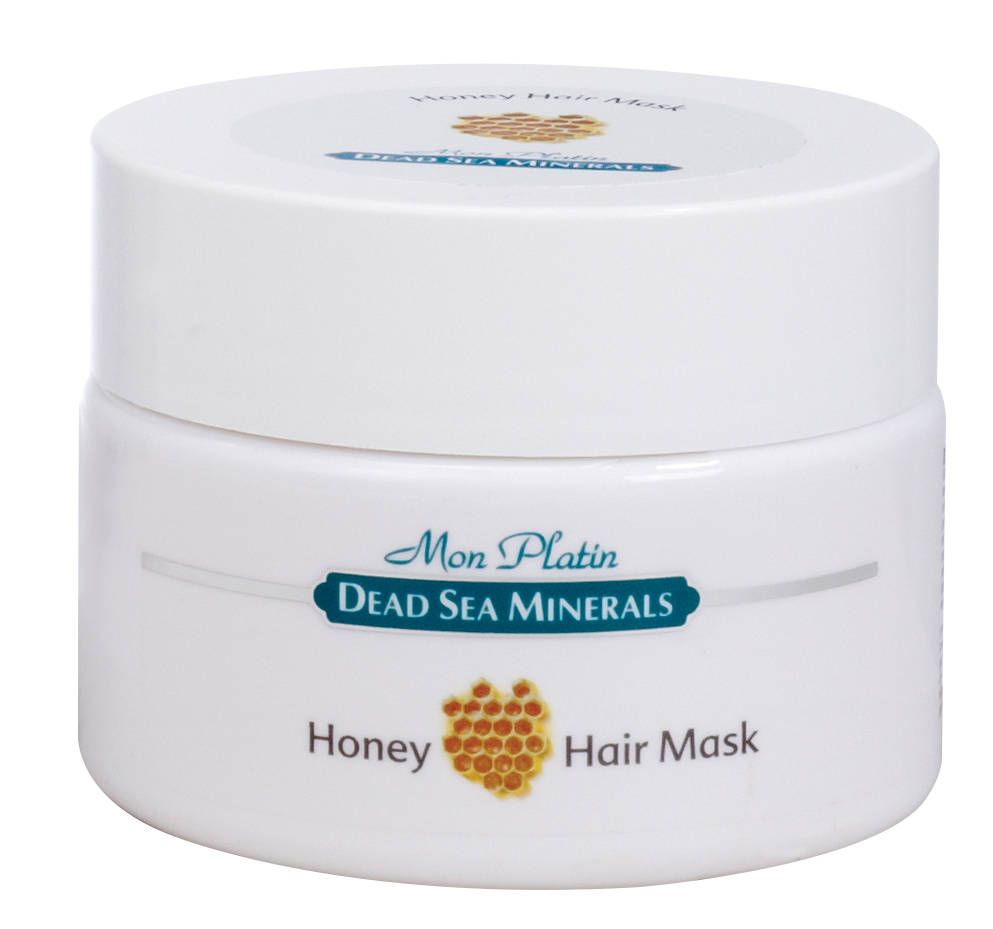 dsm Honey Hair Mask for Dry & Damaged Hair