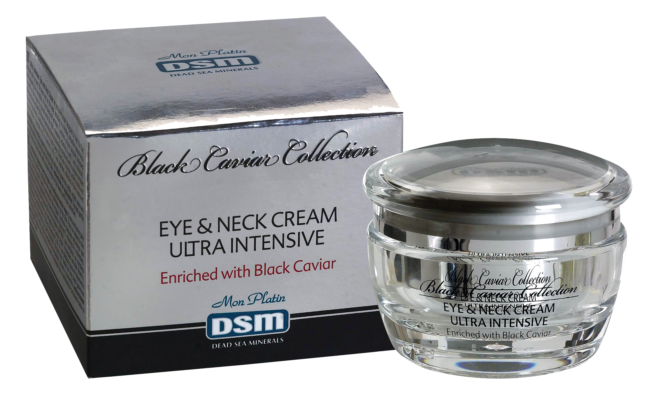 bc Eye & Neck Cream Enriched with Black Caviar