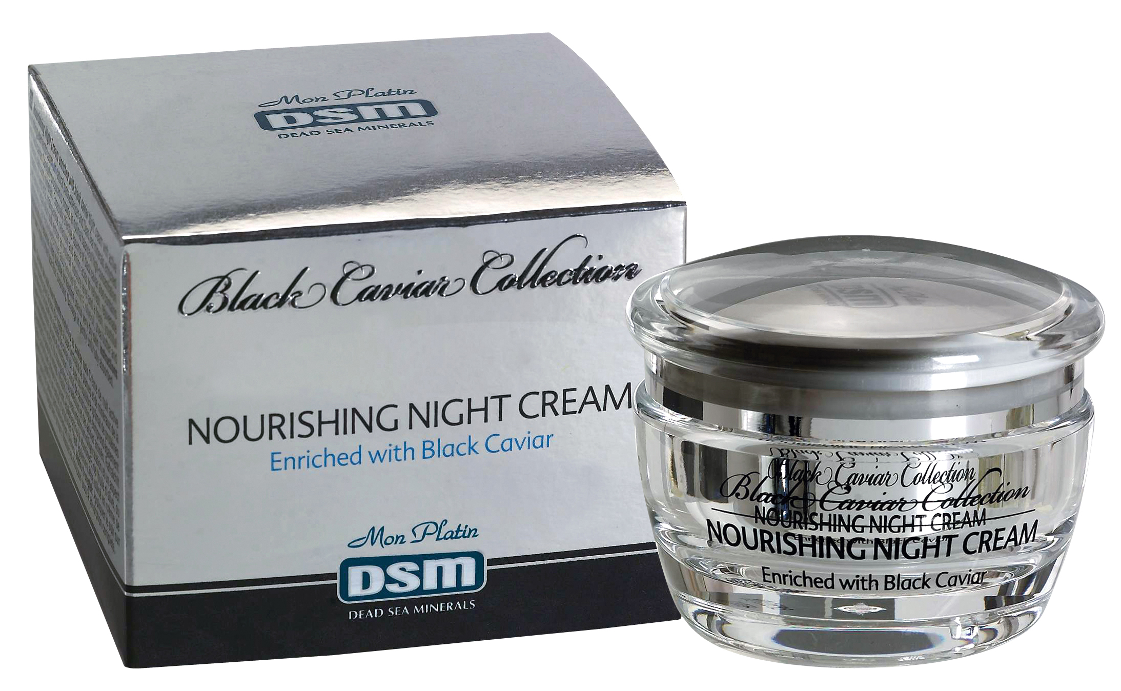 bc Nourishing Night Cream Enriched with Black Caviar